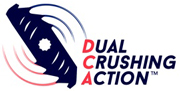 Dual Crushing Action